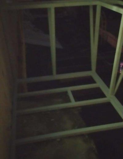 фото балкон с расширением Горловка работа Окна Проф 008