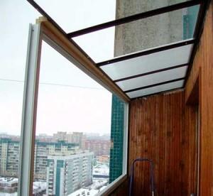 картинка обшивка балкона