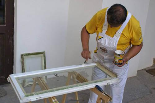 картинка реставрация деревянных рам