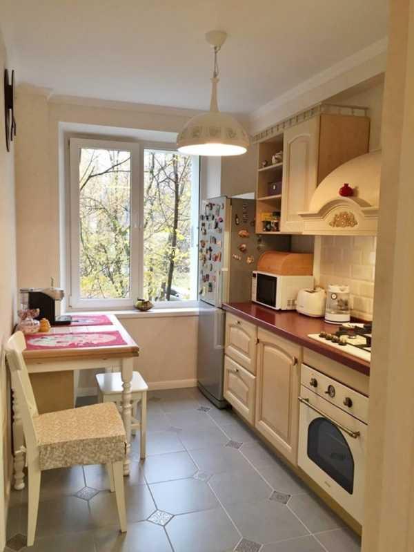 картинка дизайн маленькой кухни