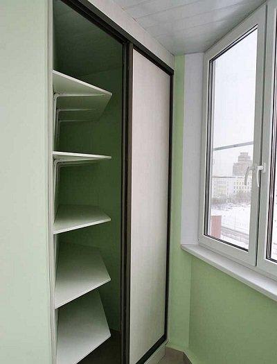 картинка шкаф из гипсокартона