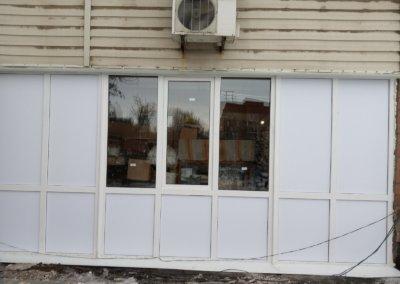 фото остекление балкона в Донецке пр Дзержинского д 10 ОкнаПроф 001