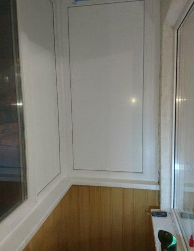 фото остекление балкона в Донецке ул Бирюзова д 23 ОкнаПроф 003