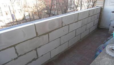 картинка парапет из бетона