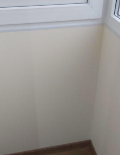 фото внутренняя отделка балкона ул Щетинина дом 25 окнапроф 006