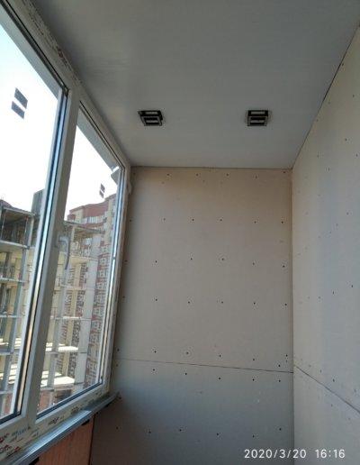 фото эркерный балкон Донецк ул Панфилова д 17 работа Окнапроф 003