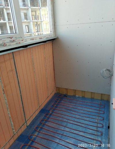 фото эркерный балкон Донецк ул Панфилова д 17 работа Окнапроф 004
