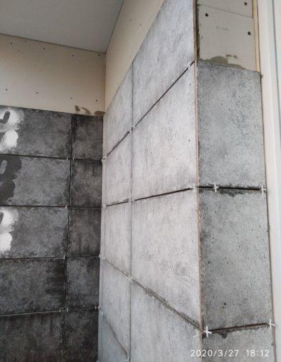 фото эркерный балкон Донецк ул Панфилова д 17 работа Окнапроф 008