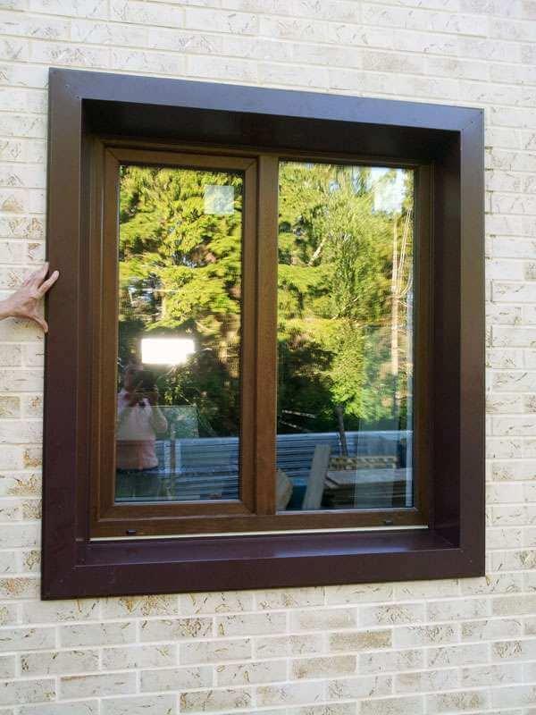 картинка наружные откосы для пластиковых окон