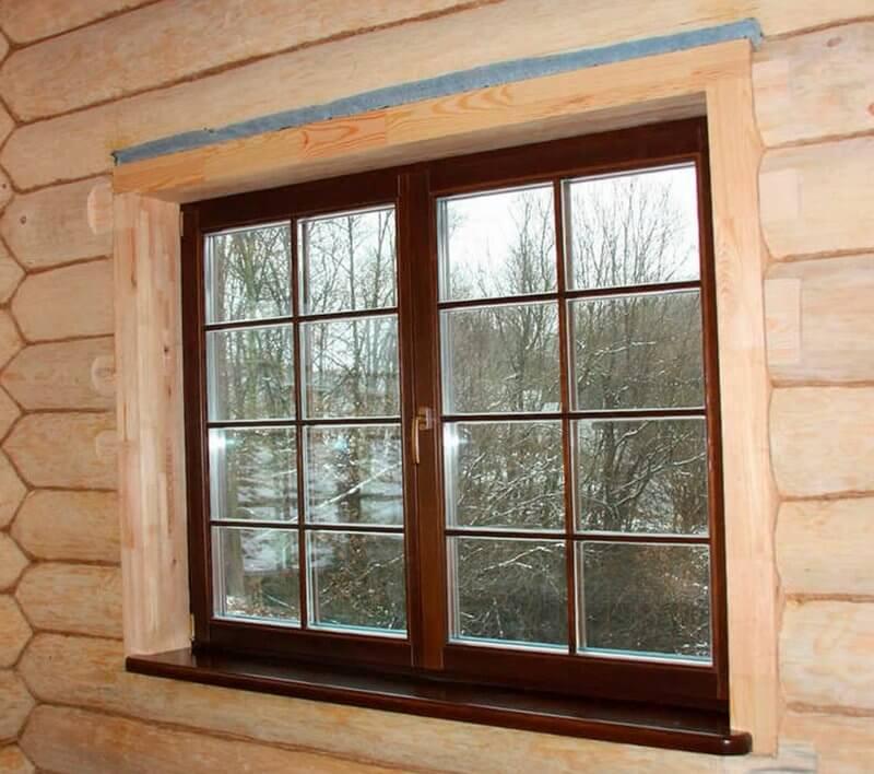 картинка деревянные откосы
