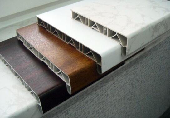 картинка подоконные плиты из поливинилхлорида