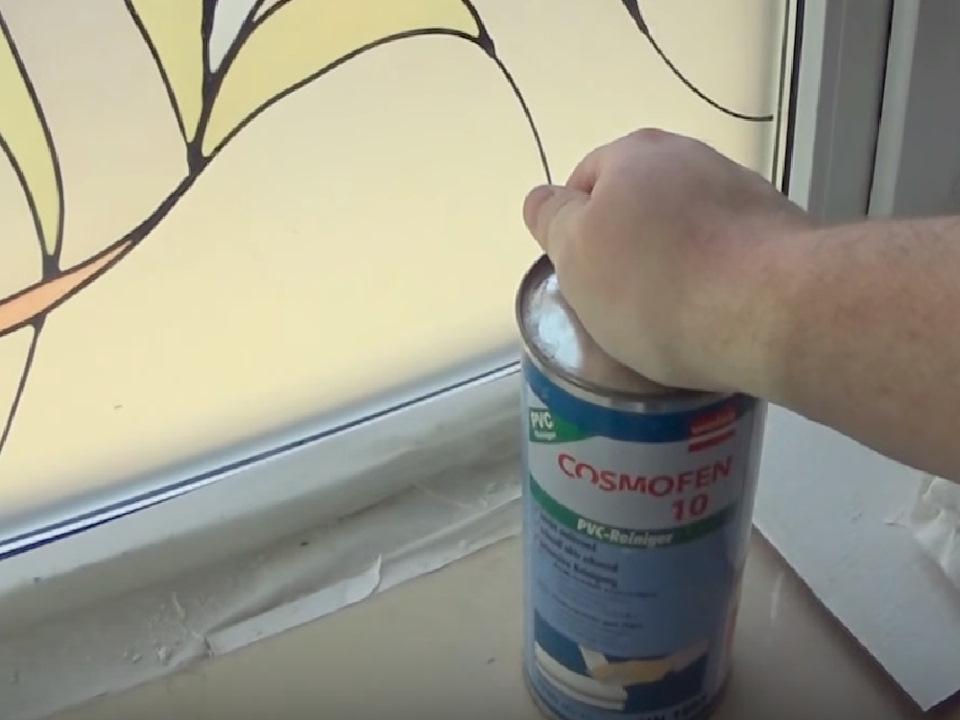 картинка Космофен 10 очиститель для окон