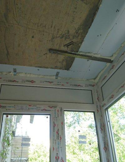 балкон под ключ Донецк, пр.Павших Коммунаров 84 006