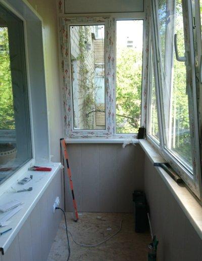 балкон под ключ Донецк, пр.Павших Коммунаров 84 008