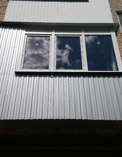 балкон под ключ Донецк, пр.Павших Коммунаров 84 012