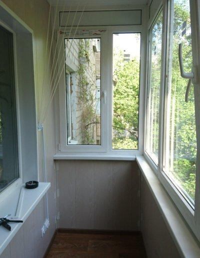 балкон под ключ Донецк, пр.Павших Коммунаров 84 014