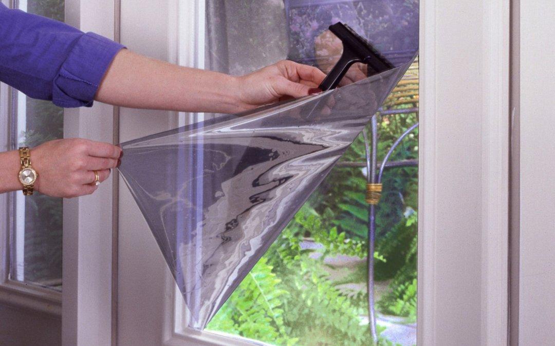 Как очистить окно от солнцезащитной пленки