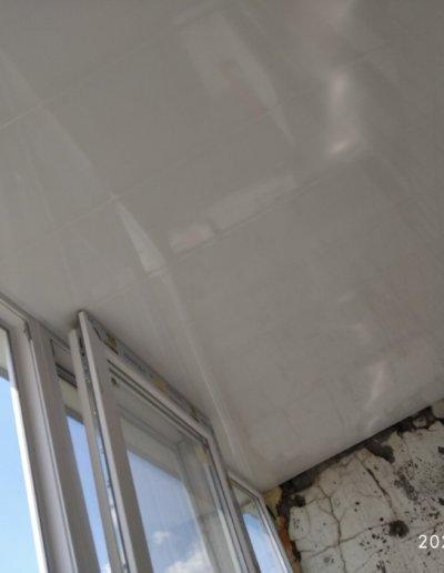 обшивка балкона Донецк ул Пухова 33 - 002