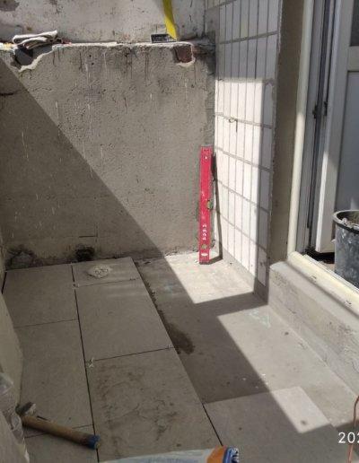 обшивка балкона Донецк ул Пухова 33 - 004