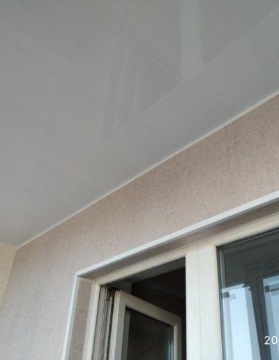 обшивка балкона Донецк ул Пухова 33 - 008