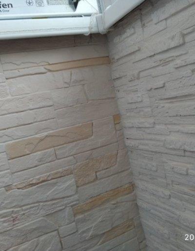 обшивка балкона Донецк ул Пухова 33 - 009
