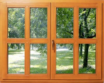 картинка деревянные окна