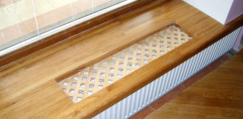 картинка деревянная решетка