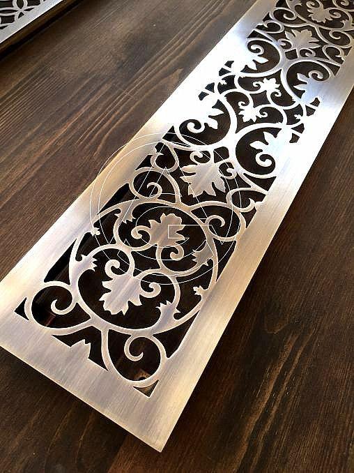 картинка решетки из стали