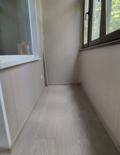 балкон под ключ в Донецке, ул Петровского д 258 -010