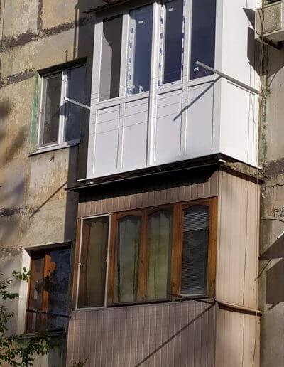 французский балкон Макеевка, ул Черняховского дом 30 - 002