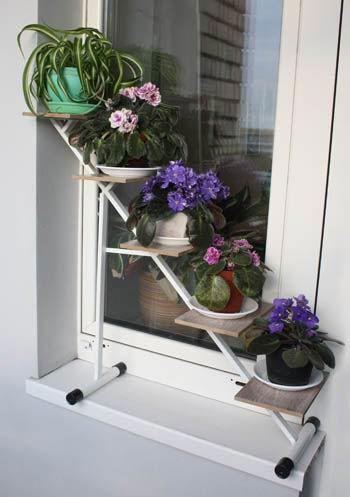 картинка ступенчатая конструкция для цветов
