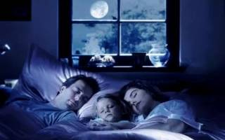 Можно ли спать ногами к окну