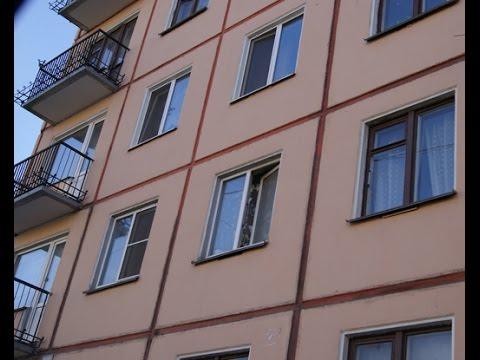 Размер окна в панельном доме