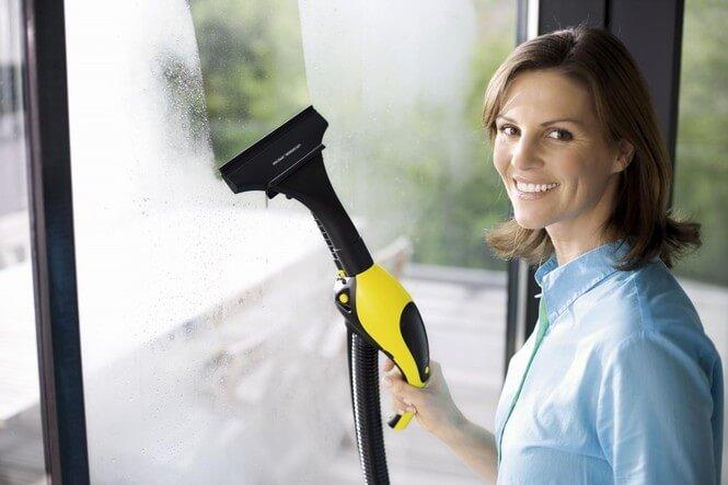 картинка Парогенератор для мытья окон