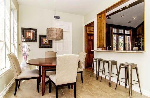 картинка окно между кухней и гостиной
