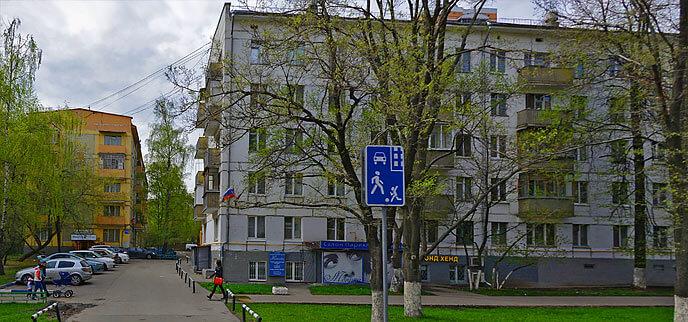 картинка окна в Хрущевке