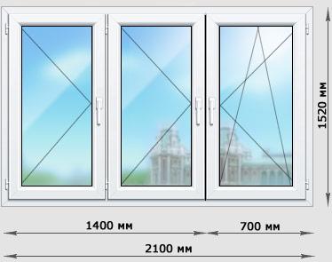 картинка размер окна в панельной хрущевке
