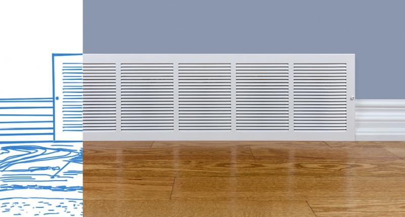 картинка вентиляция в гардеробной