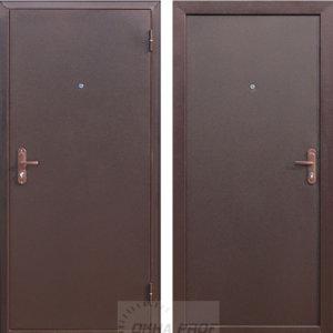 Входные металлические двери Донецк: Стройгост РФ металл-металл