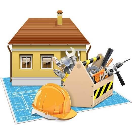 картинка ремонт дома