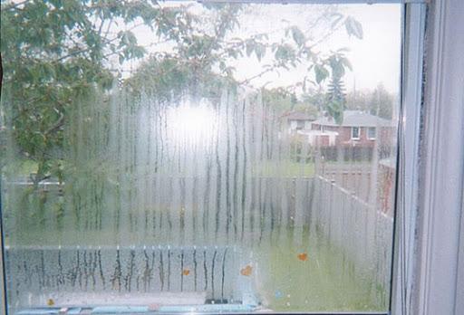 Нарушение герметичности стеклопакета
