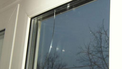 картинка трещина в стекле