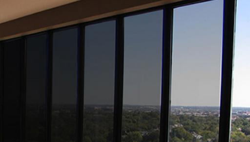 Пленка на окна от соседей