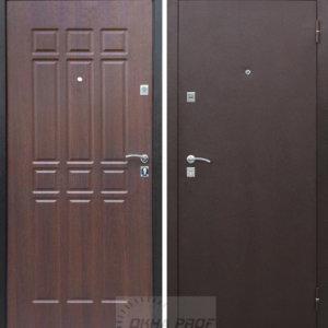 Входные двери Донецк: Сопрано Дуб Шоколадный
