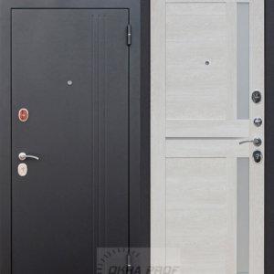 Входные двери Донецк: 7,5 см Нью Йорк каштан перламутр