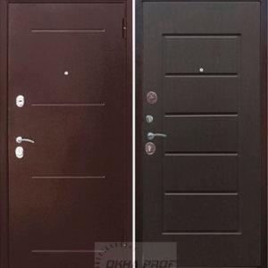 Входные двери Донецк: Гарда 7,5 медный антик Венге