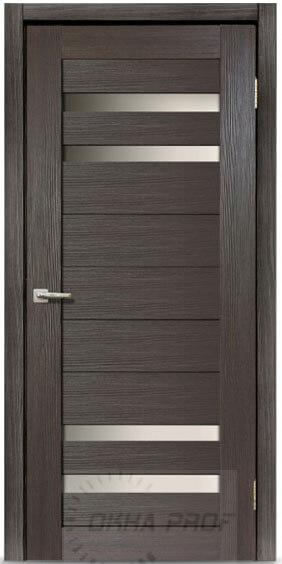 """Межкомнатные двери Дера серия """"Мастер"""" 636 Венге"""