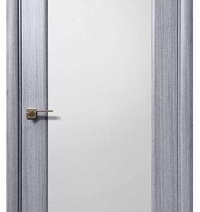 "Межкомнатные двери Дера серия ""Оскар"" 981 сандал серый"