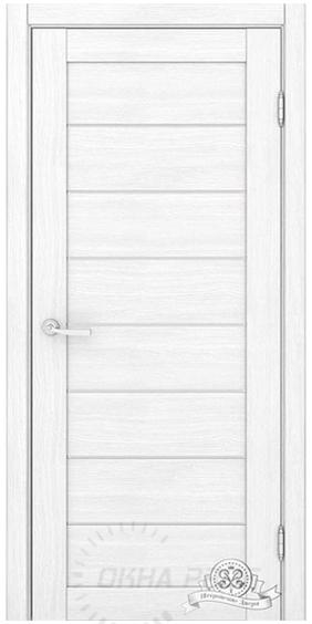 Межкомнатные двери Петровские серия Массив 7С Белый