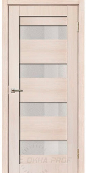 Межкомнатные двери Дера серия Драйв 1684 капучино